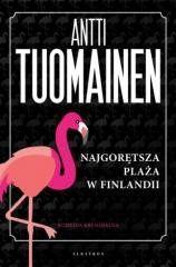 Najgorętsza plaża w Finlandii Antti Tuomainen
