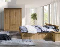 MEZO #4 meble pokojowe, sypialnia dąb grand