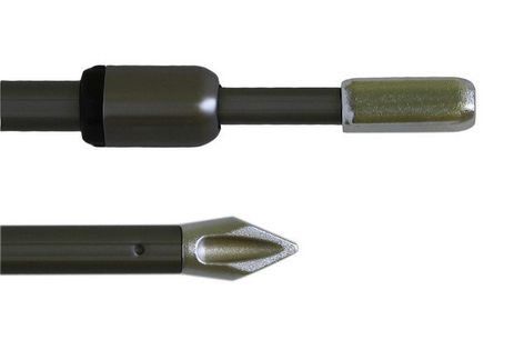 DELPHIN Podpórka z uchwytem / tylna 70-140cm