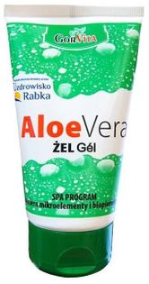 Żel aloesowy Aloe Vera 150ml GorVita