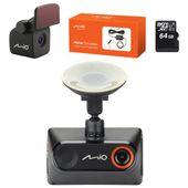 Mio Mivue 785 + Kamera A20 + 64GB + Smartbox