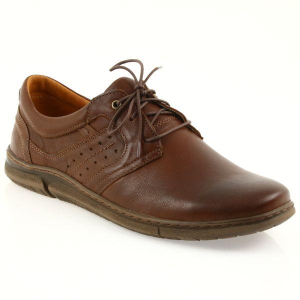 Riko półbuty buty męskie brązowe 870 r.41 zdjęcie 2