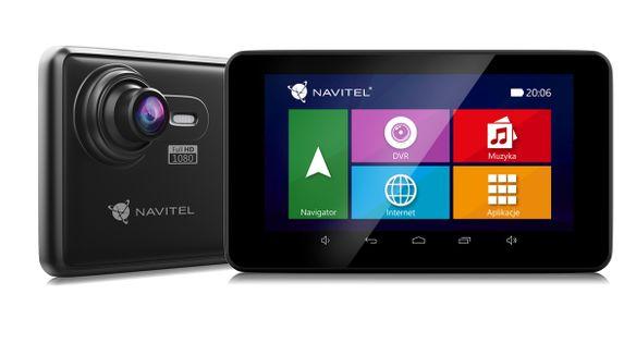 Rejestrator Dożywotnia Nawigacja NAVITEL RE900 2w1