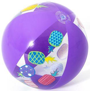 Piłka plażowa 51 cm Kolor - Akcesoria nadmuchiwane - 09 Pineapple