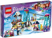 LEGO FRIENDS 41324 Wyciąg narciarski w kurorcie