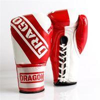 Dragon Sports rękawice bokserskie sznurowane Ultimate Waga - 10 oz