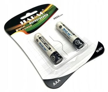 Baterie R3 AAA Akumulatorki Baterie 4800mAh do Ładowania