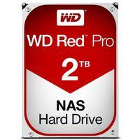 """Dysk HDD WD Red Pro WD2002FFSX (2 TB ; 3.5""""; 64 MB; 7200 obr/min)"""