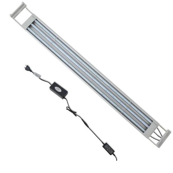 Lampa Oświetlenie Led Do Akwarium Ip67 Aluminiowa Obudowa 100 110cm