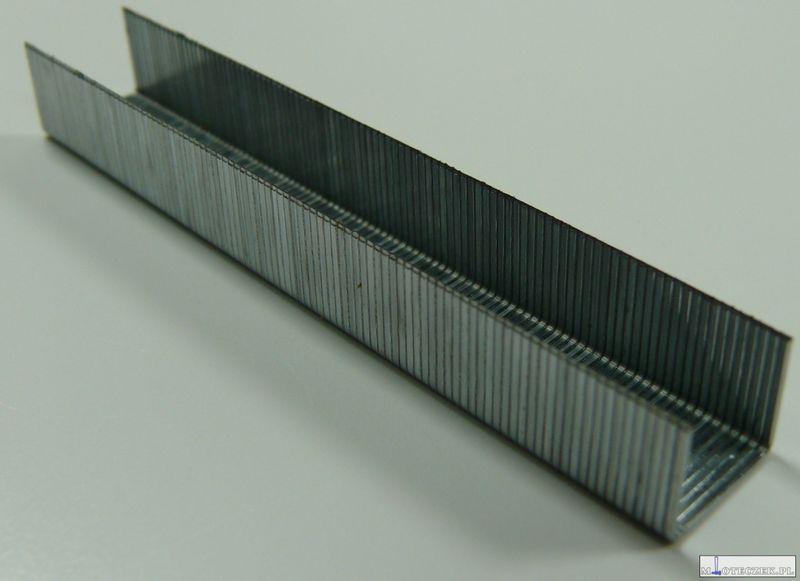 Zszywki Typ J 10mm 1000szt zdjęcie 2