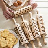 WAŁEK DEKORACYJNY strukturalny do ciasta KOTY zdjęcie 3