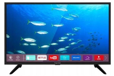 Telewizor 32'' KrugerMatz SMART TV LED HDMI USB
