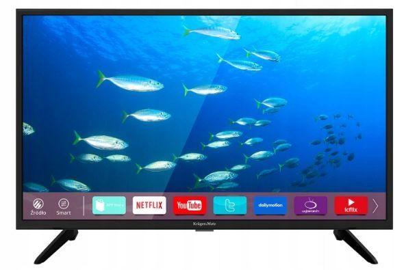 Telewizor 32'' KrugerMatz SMART TV LED HDMI USB na Arena.pl