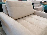 Fotel Verona Rozkładany Mała Sofa Szybka wysyłka Beż  Meble Górecki