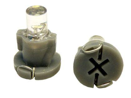 żarówka LED do nawiewów przycisków pokręteł 12v T4 9,5 mm KOLORY
