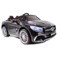Auto samochód dla dzieci Mercedes L65 AMG pilot wolny start walizka do akumulatora mp4_SToys