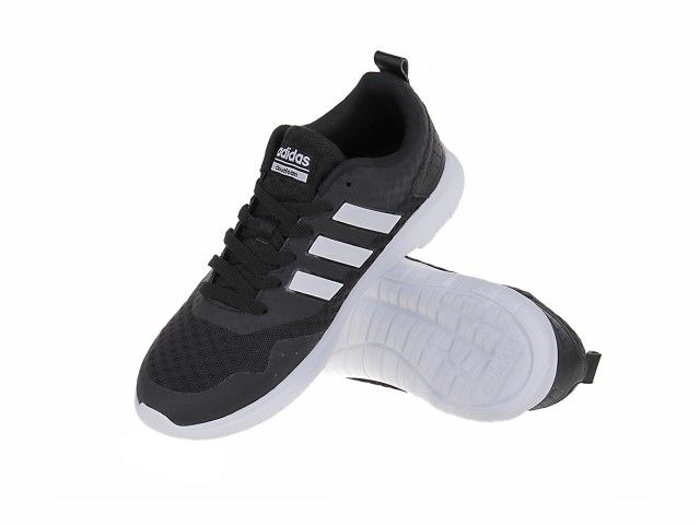 ADIDAS CLOUDFOAM LITE FLEX Core Black Footwear white AW4167 - 42 2/3 zdjęcie 8