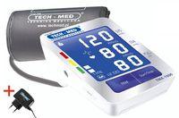 Ciśnieniomierz Elektroniczny Tma-1000 + Zasilacz Tech-Med