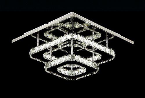 Lampa sufitowa PLAFON Kinkiet LED 30cm x 30cm 24W na Arena.pl