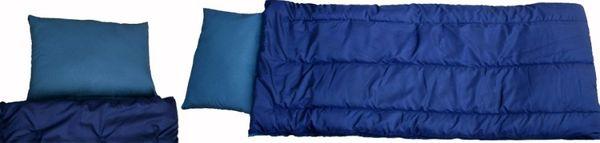Śpiwór Perfect karolina z poduszką