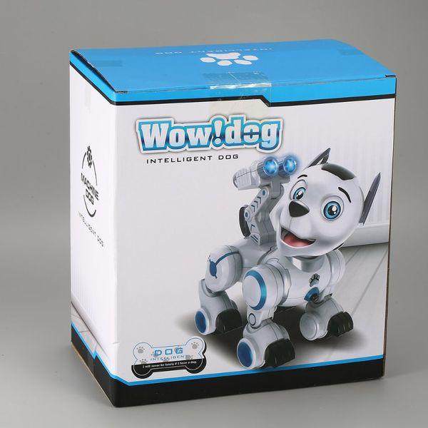 ROBOPIESEK piesek pies robot zdalnie  sterowany interaktywny  Y71 zdjęcie 12