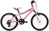 Rower Dziecięcy 20 Dziewczynki Romet Jolene Kid