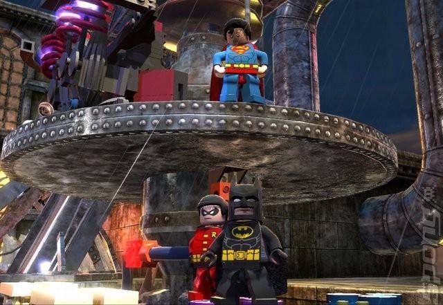 Lego Batman 2 PC - PL Nowa BOX Płyta zdjęcie 2