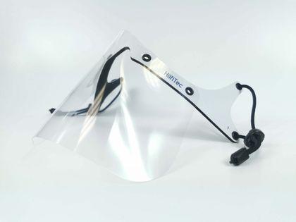 Półprzyłbica – Mini przyłbica HilfiTech L biała