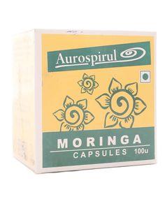 Moringa - Aurospirul - 100kaps