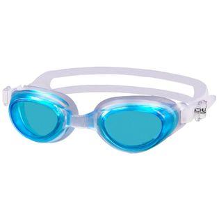 Okulary pływackie AGILA Kolor-Okulary - 29 - transparent / jasnoniebieskie szkła