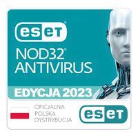 ESET NOD32 AntiVirus 1PC/3Lata Odnowienie