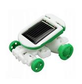 Robot Solarny Zestaw Edukacyjny 6w1 Auto Łódka zdjęcie 1