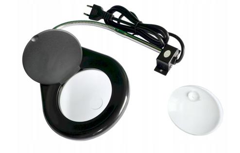 Lampa lupa z podświetleniem 40 LED x5 628A HIT!