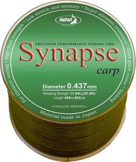 KATRAN Synapse Carp 0,44mm 450m