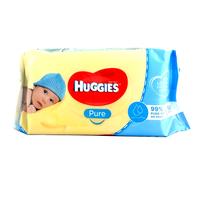 Chusteczki nawilżane Huggies Baby Pure 56szt.
