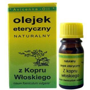Naturalny Olejek Eteryczny z Kopru Włoskiego - 7ml - Avicenna Oil