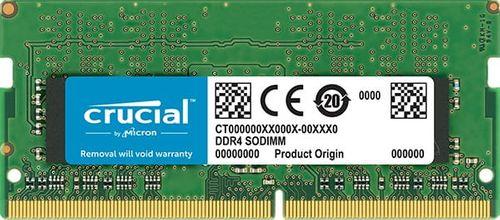 Crucial DDR4 SODIMM 8GB/2666 CL19 SR x8 na Arena.pl