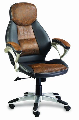 Fotel biurowy krzesło obrotowe model Q1002 na Arena.pl