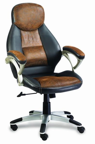 Fotel biurowy krzesło obrotowe model Q1002 zdjęcie 1