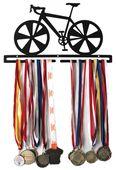 Wieszak na medale ROWER medalówka kolarz szosa MTB zdjęcie 5