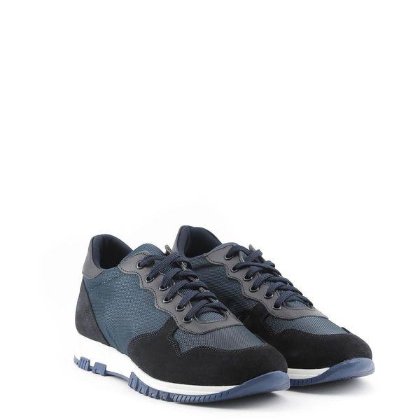 Made in Italia sportowe buty męskie sneakersy niebieski 45 zdjęcie 6