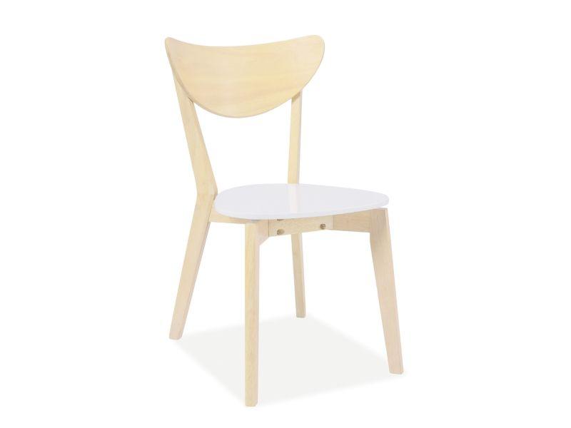 Krzesło Cd 19 Skandynawskie Drewniane Nowoczesne