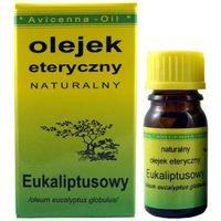 Naturalny Olejek Eteryczny Eukaliptusowy - 7ml - Avicenna Oil