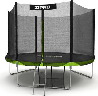 Zipro Trampolina ogrodowa z siatką zewnętrzną 10FT 312cm