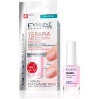 Eveline Nail Therapy Intensywna Kuracja wzmacniająco-odbudowująca  12ml