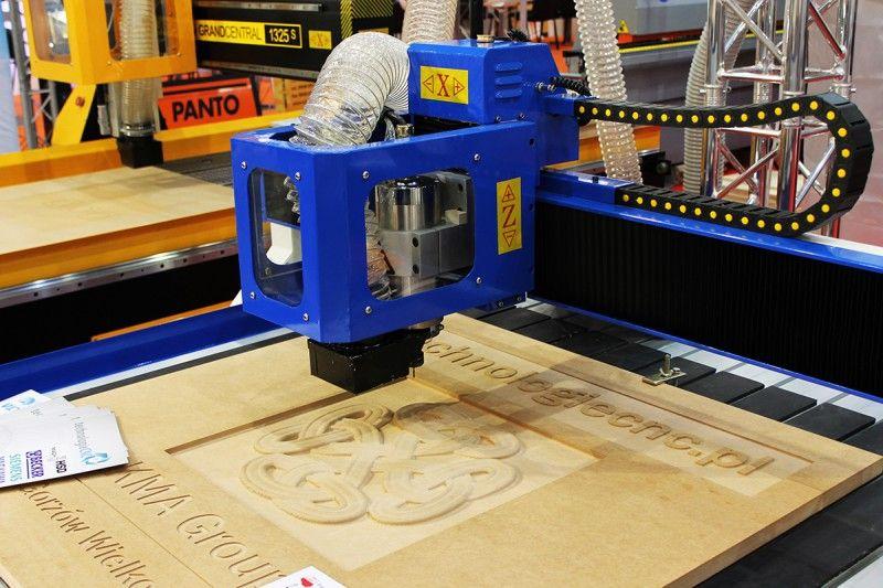 FREZARKA CNC GRAWERKA 1212 z160mm 3Kw PLOTER zdjęcie 9
