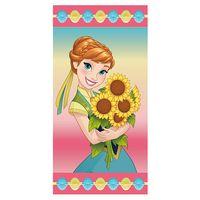 Ręcznik szybkoschnący kąpielowy Frozen Licencja Disney (B92587R)