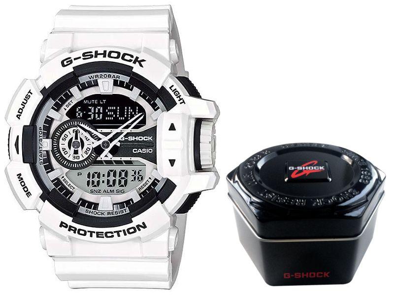 Zegarek Casio G-SHOCK GA-400-1AER 20BAR hologram zdjęcie 1