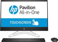 Dotykowy AiO HP 24 FullHD IPS Intel Core i5-9400T 6-rdzeni 8GB 128GB SSD NVMe 1TB HDD NVIDIA GeForce MX110 2GB +klaw. i mysz