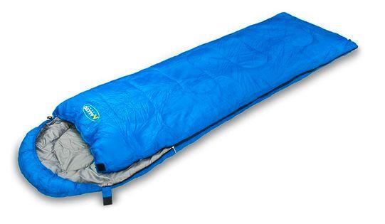 Śpiwór turystyczny Traper Allto Camp niebieski